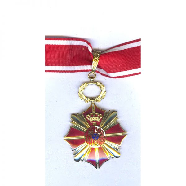 Royal Order of Civil Recognition for the Victims of Terrorism 1