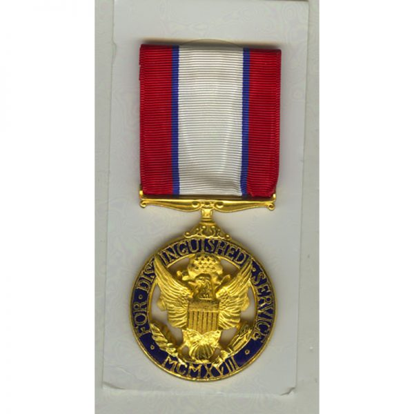 Distinguished Service Medal Army  	(L25825)  N.E.F. £48 1