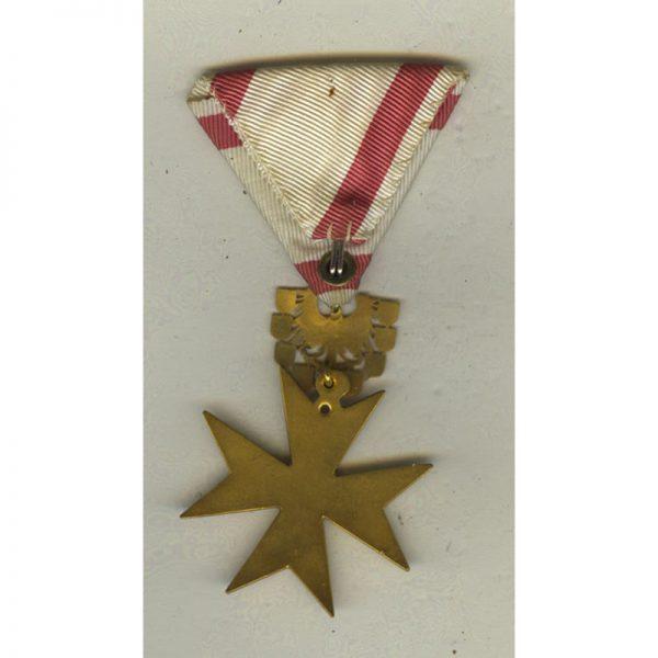 Republic of Austria  Republic Order of Merit Type II 1952 knight 2