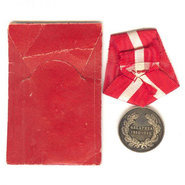 Galathea Medal 1950-1952 2