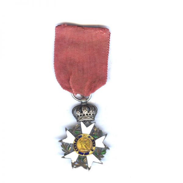 Legion D'Honneur  Knight  1st Empire 3rd type some chipping	