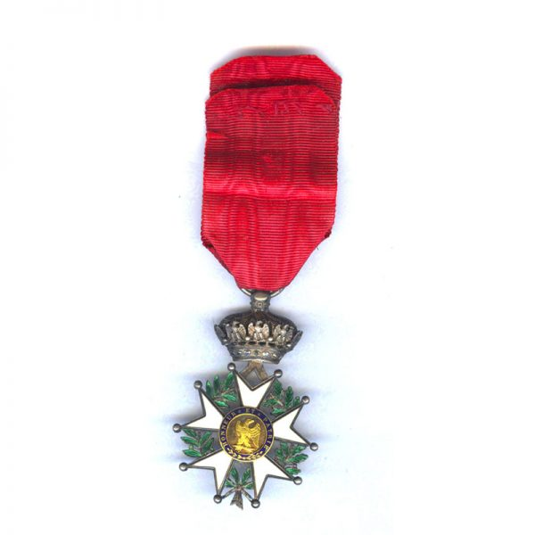 Legion D'Honneur Knights badge 2nd Empire Crimea period 2