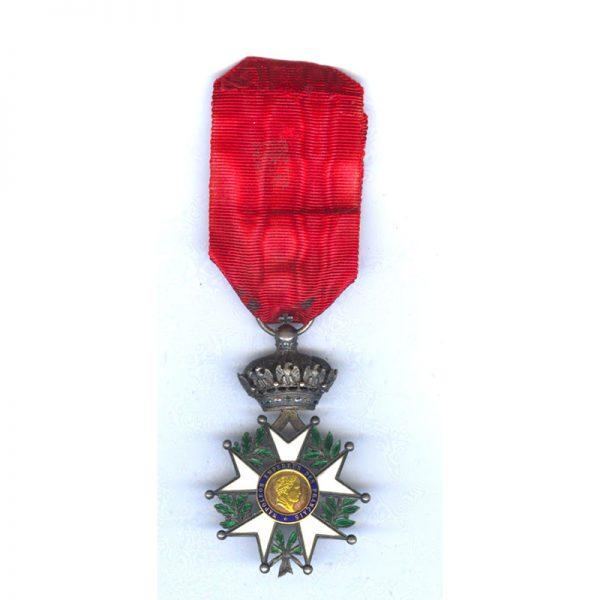 Legion D'Honneur Knights badge 2nd Empire Crimea period 1