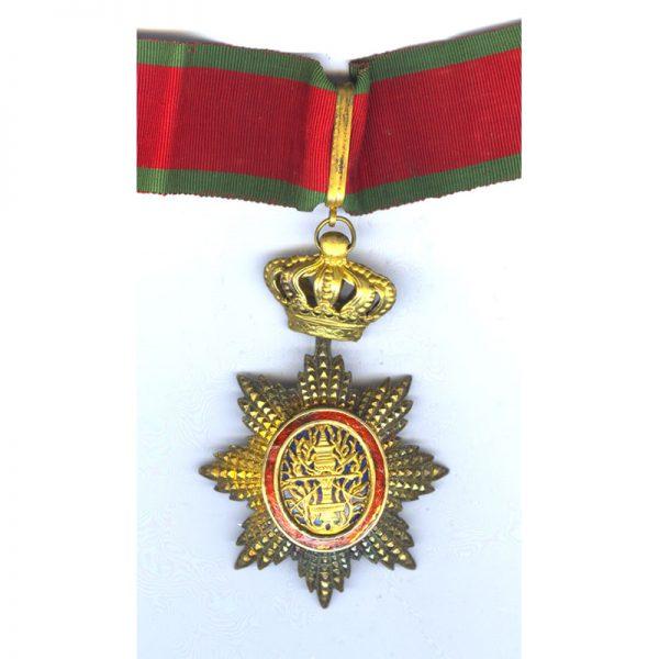 Cambodia Order of Cambodia 1