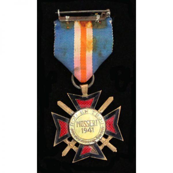 Mussert Cross 1941 2