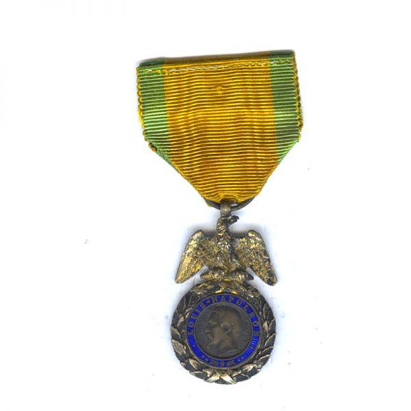 Medaille Militaire Napoleon III Crimea period 1