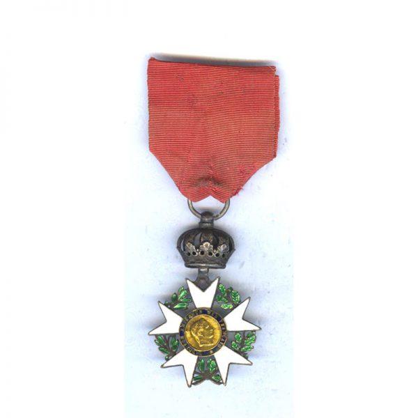 Legion D'Honneur  Knight  1st Empire 3rd type 1