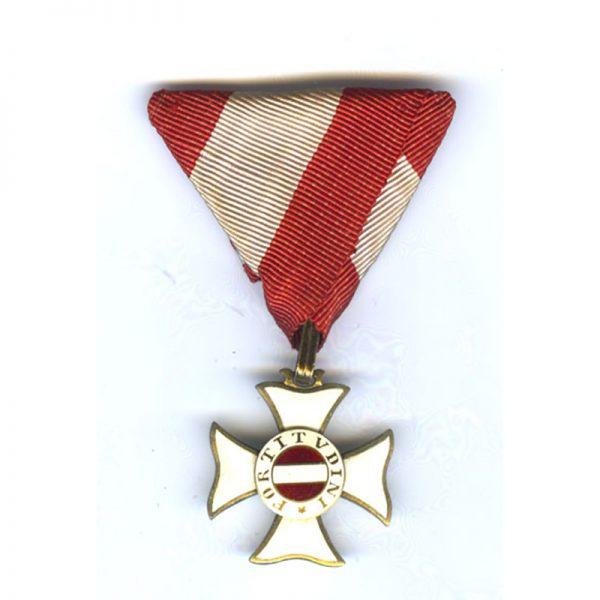 Order of Maria Theresa 1