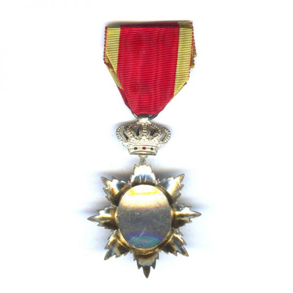 Order of Cambodia Knight  with gilt centre 2