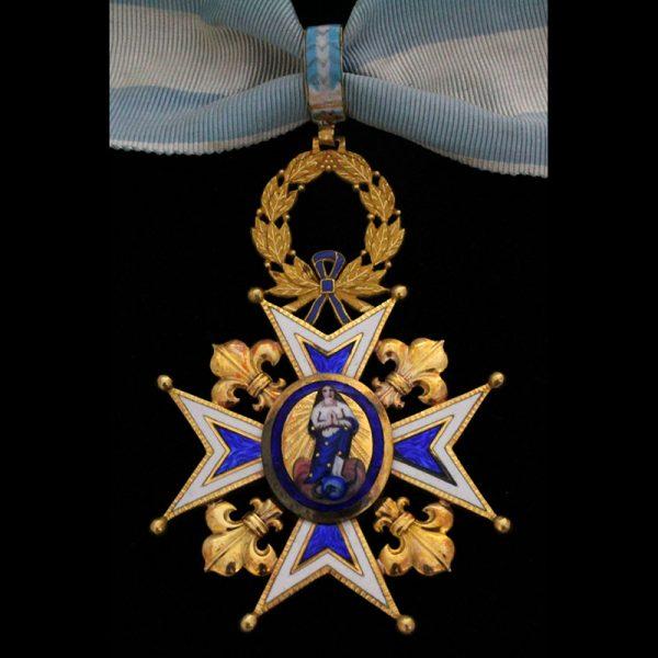 Order of Charles III Commander 1