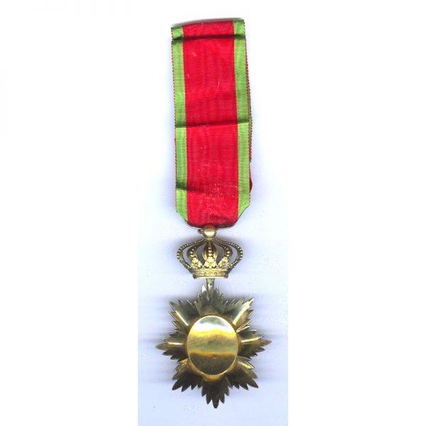 Cambodia Order of Cambodia Commander 2