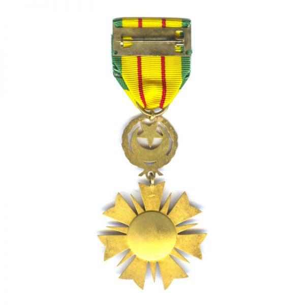Order of Setia Negara Knight superb quality silver gilt and enamels 2