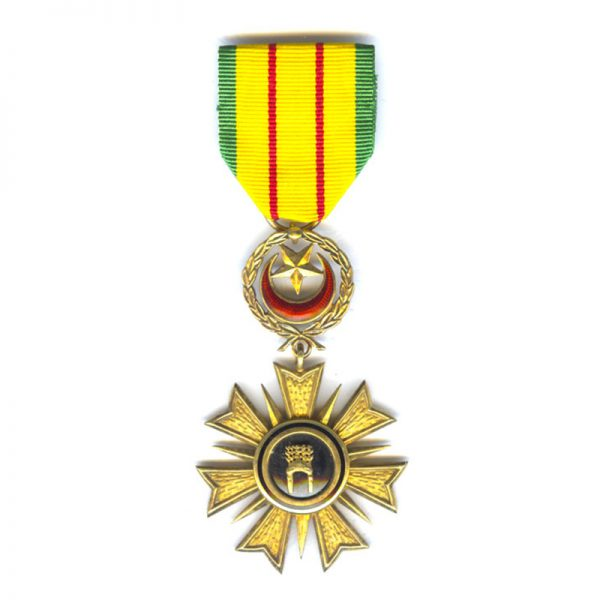 Order of Setia Negara Knight superb quality silver gilt and enamels 1