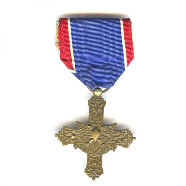 Distinguished Service Cross Army 1st type W.W.I French made  very rare 1