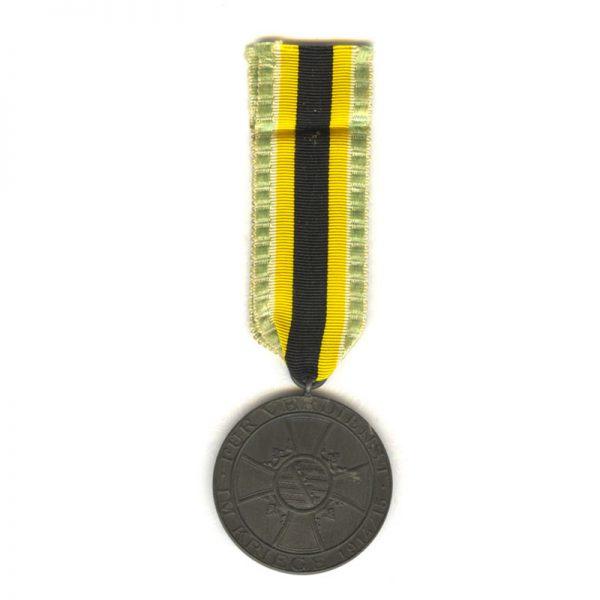 War Merit Medal 1915-1918 bronze (L27236)  G.V.F. £65 1