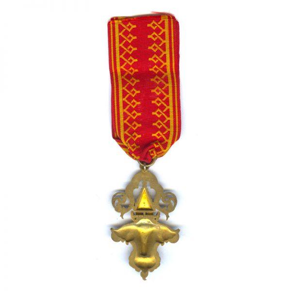 Laos Order of the  Million Elephants Officer 2