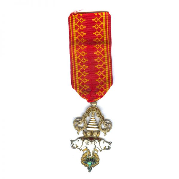 Laos Order of the  Million Elephants Officer 1