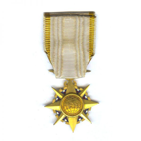 Order of  Commercial   Merit  Knight 2nd type 2