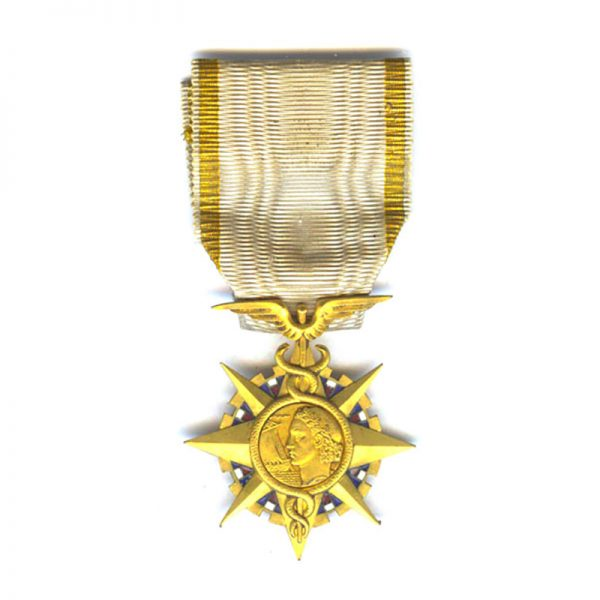 Order of  Commercial   Merit  Knight 2nd type 1
