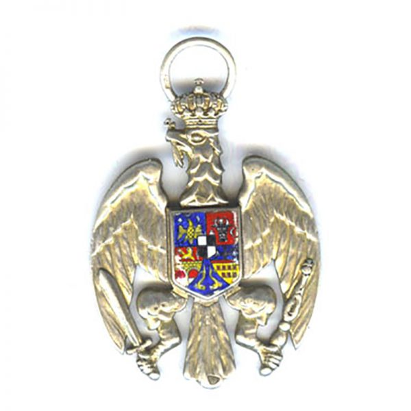 Honour Decoration of the Romanian Eagle Knight breast badge  (n.r.) 1
