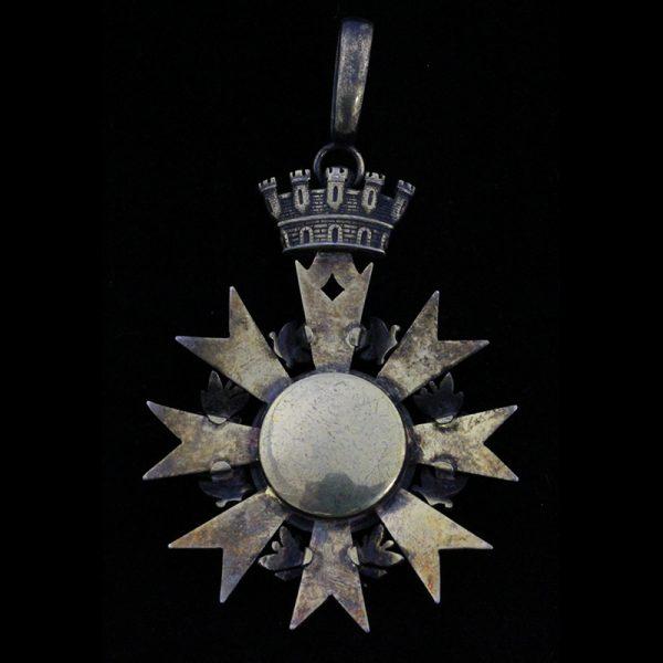 Order of  the Republic 1932 Commander neck badge 2