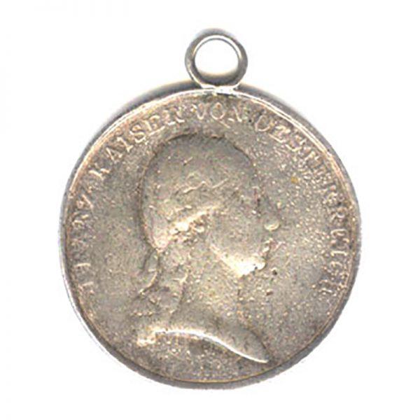 Medal for Bravery Franz I 1804-1839  silver 1