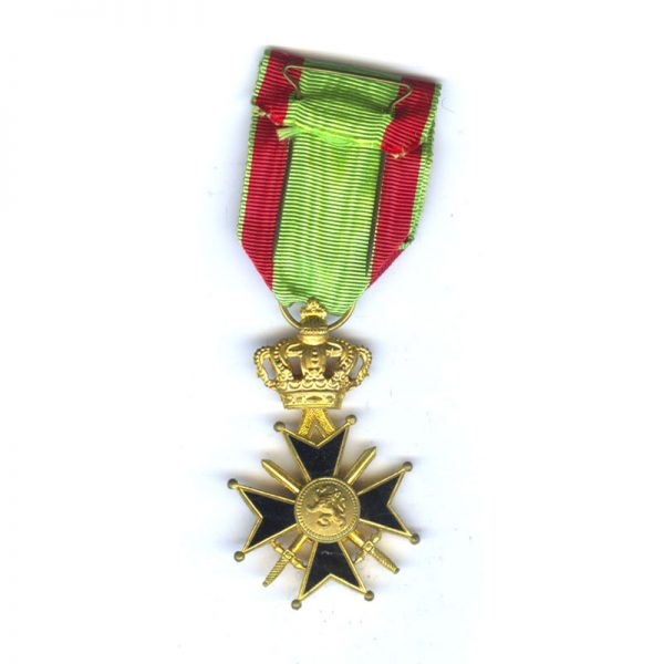 Military Cross  1st class  gilt(L27401)  N.E.F. £75 2