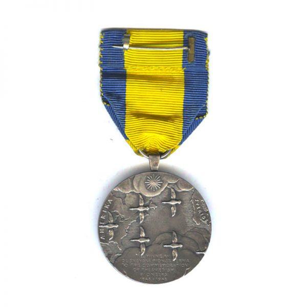 Gustav V Commemorative medal of the Swedish Pioneers 1848-1948 2