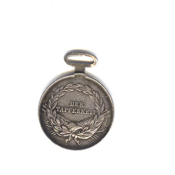 Medal for Bravery Franz I 1848-1849  small silver 2