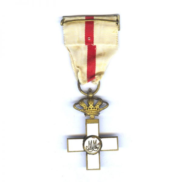 Military Merit Order breast badge Kingdom issue 2