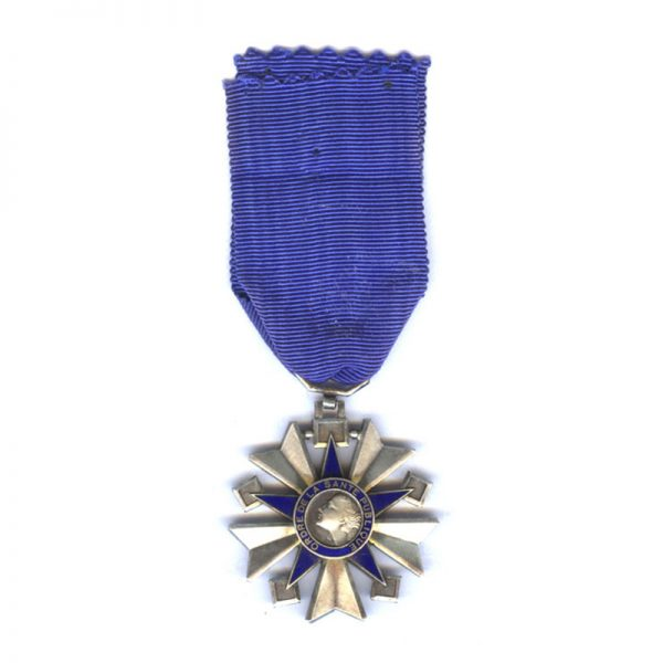Order of Public Sanitation Knight (L27530)  N.E.F. £75 1