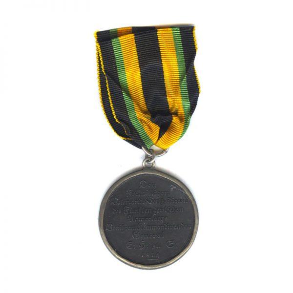 Waterloo Medal for Volunteers 2