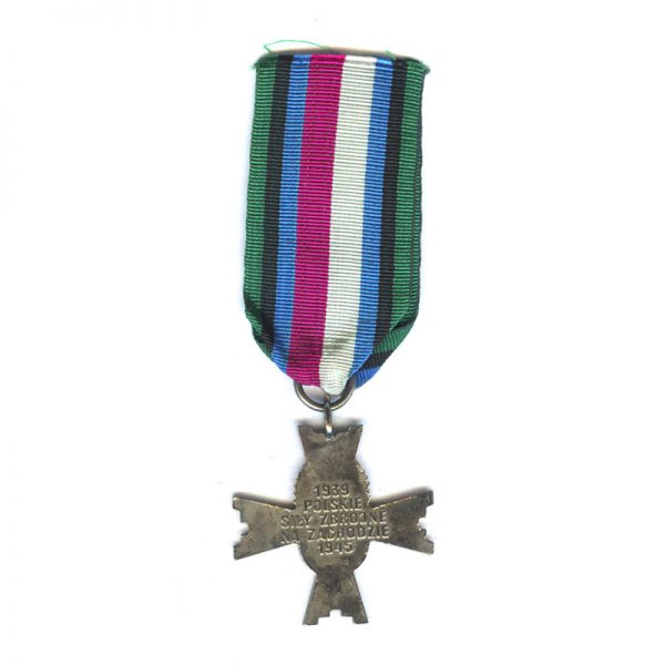 Cross of Combat Action Of The Polish Armed Forces In The West... 2