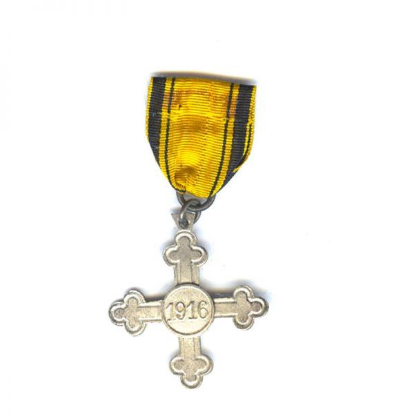 Charlotte Cross 1916(L27709)  G.V.F. £75 2