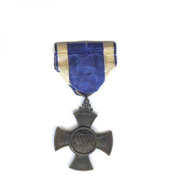 Red Cross Merit Cross for  Volunteer War Aid  1901-1918 2