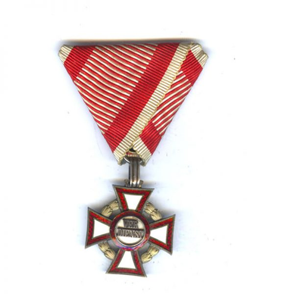 Military Merit Cross  with   war decoration 1
