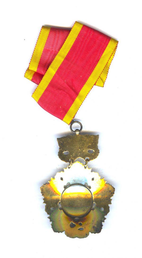National Order of  Vietnam Commander neck badge 2