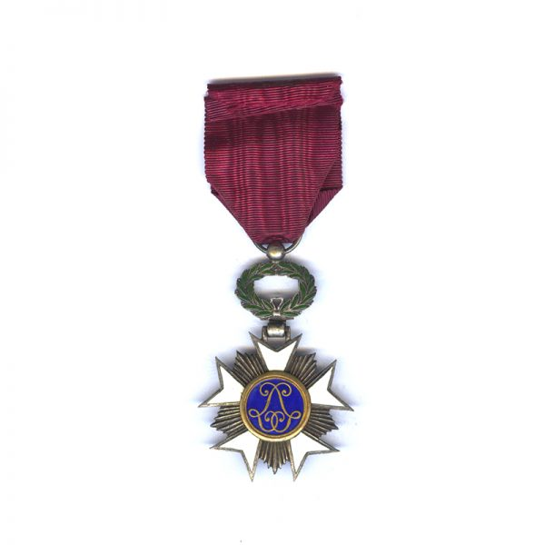 Order of the Crown  Knight silver gilt 	(L27969)  N.E.F. £30 2