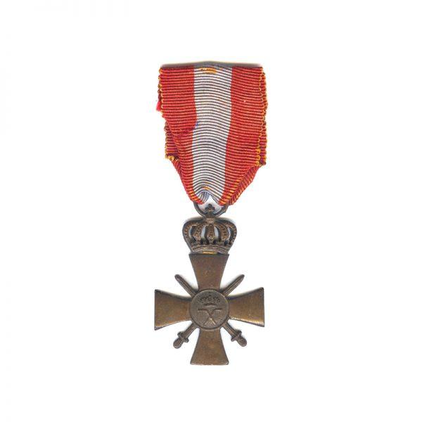 War Cross 1940 3rd class(L28198)  G.V.F. £35 1