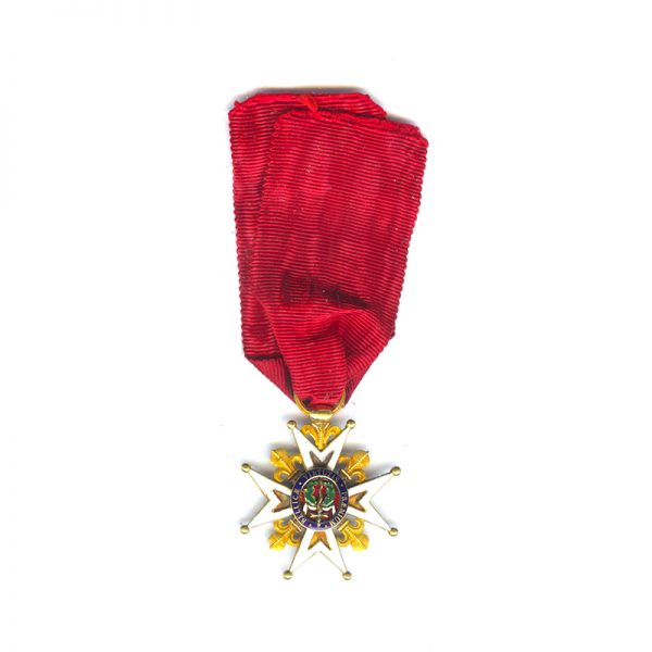 France Order of St. Louis 2