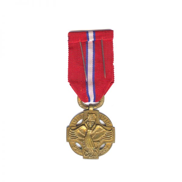 Revolution Cross   1914-18 with ribbon motifs 2