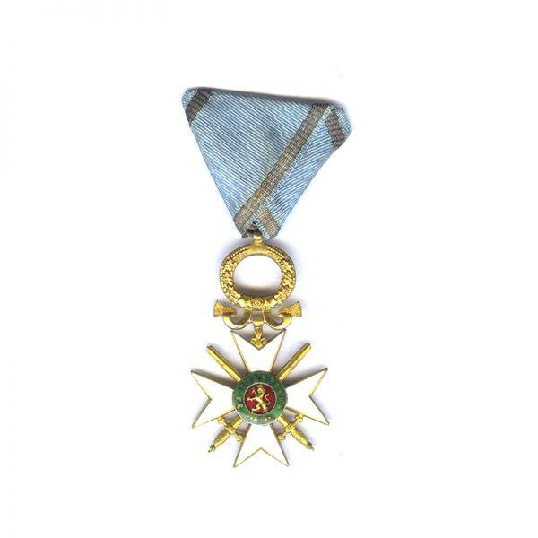 Military Order for Bravery 1879 1