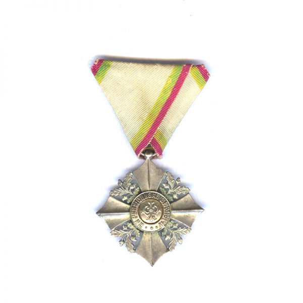 Order of Civil Merit Silver Merit Cross(L28259)  G.V.F. £55 1