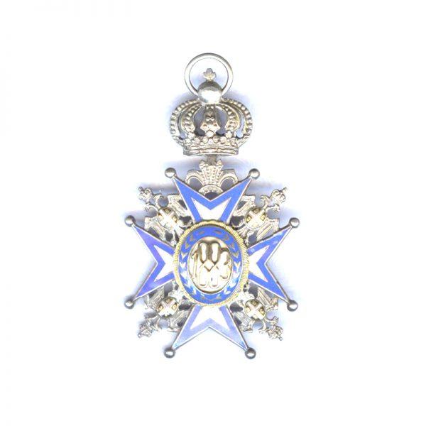 Order of St. Sava 5th class Knight 2