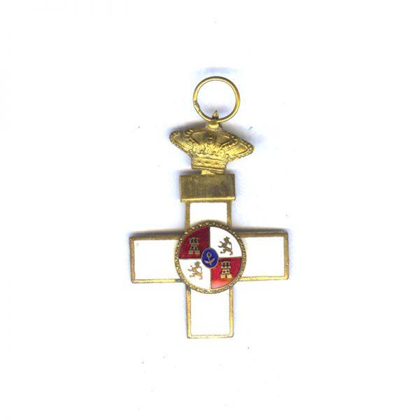 Military Merit Order breast badge Kingdom issue 1
