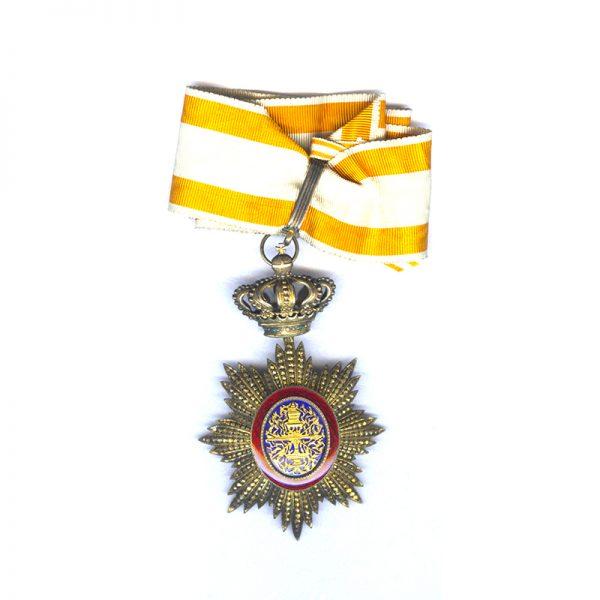 Order of Cambodia Commander 1