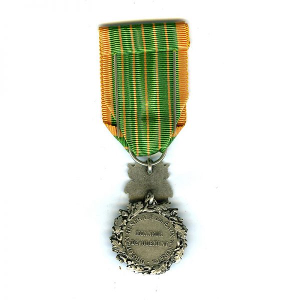 Medal of Honour Waters and Forests silver(L4724)  G.V.F. £45 2