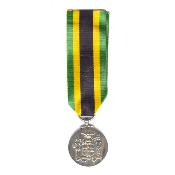 Jamaica Independence Medal 2