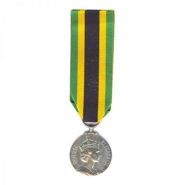 Jamaica Independence Medal 1