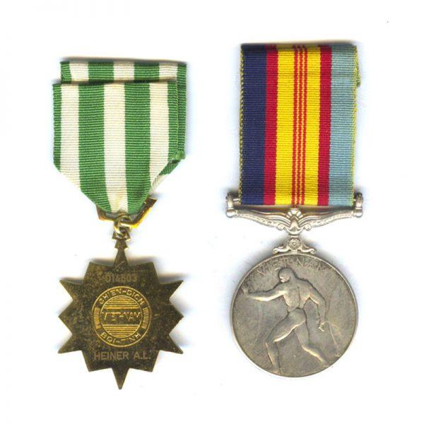 Vietnam War Medal 2
